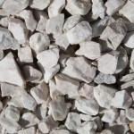 Alpendolomit-weiß