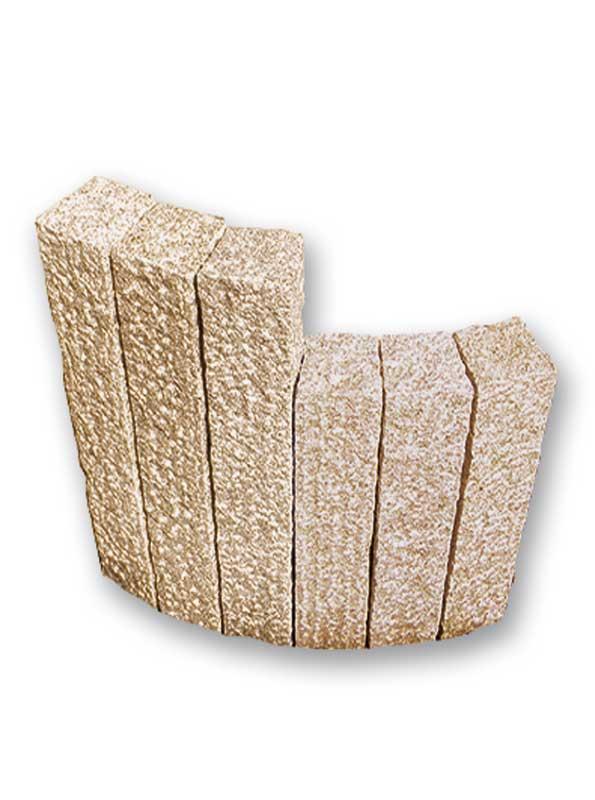 g nstig granitstelen granit palisaden granitpalisaden kaufen preise. Black Bedroom Furniture Sets. Home Design Ideas