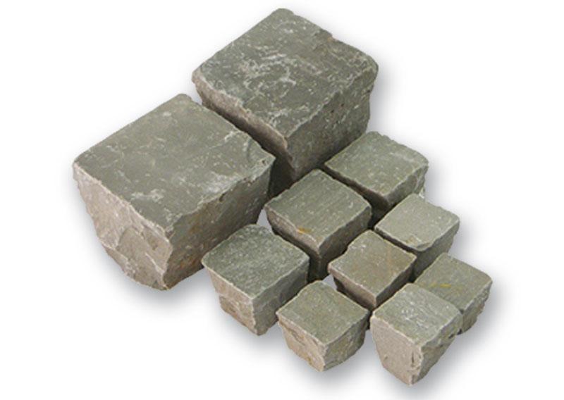 Sandsteinpflaster Kandla-Grey