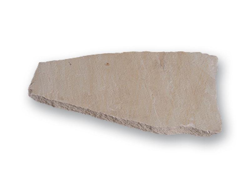 Sandstein-Polygonalplatte
