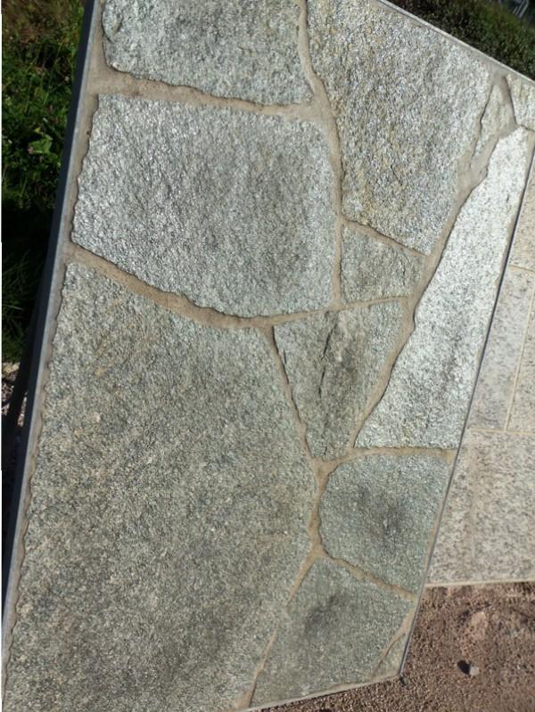 Gneis-Polygonalplatten