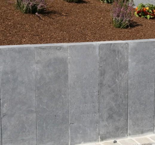 Palisade Kalkstein BLUE STONE 10x20
