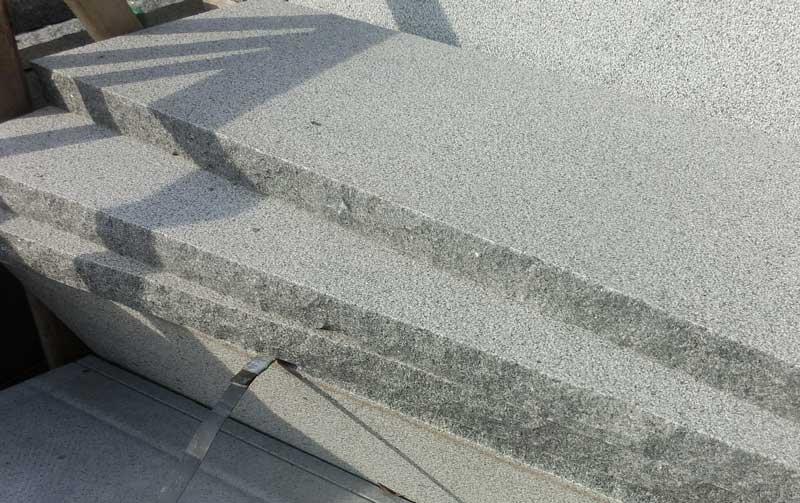 Mauerabdeckung Granit Anthrazit Handel Stolz in Bühl