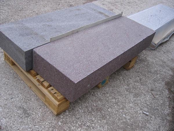 Terrassenplatte Sandstein